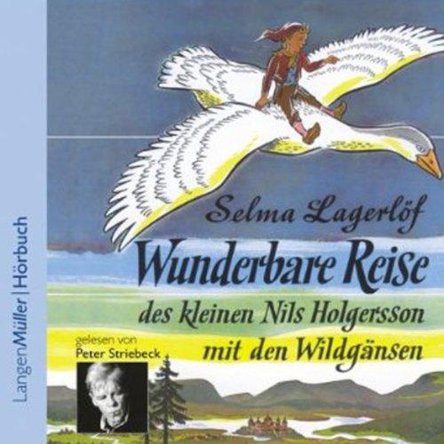 Wunderbare Reise des kleinen Nils Holgersson mit den Wildgänsen Titelbild