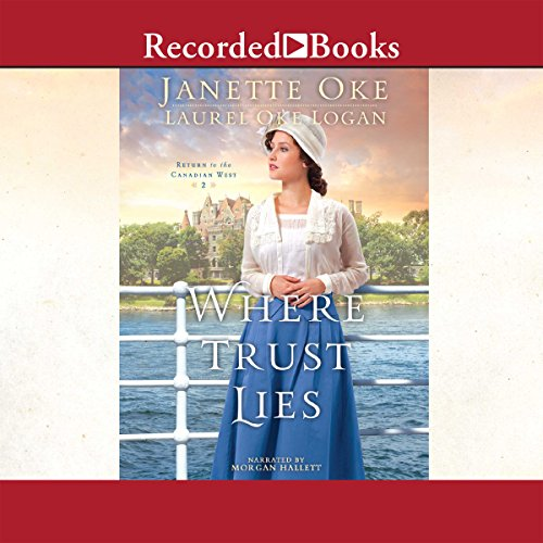 Where Trust Lies audiobook cover art