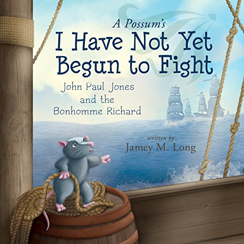 A Possum's I Have Not Yet Begun to Fight cover art