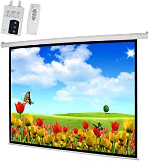 Iview Electrical screen 150x150cms with RF remote control