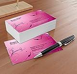 Beauty Visitenkarten - Online gestalten! Despri Design VK031