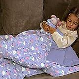 Rest Easy gewichtete Decke für Kinder | schwere Decke für Schlaf, Stressabbau, Angstlinderung & sensorisch beruhigende Decke für tollen Schlaf | 100% superweiches Baumwollmaterial (2 kg, Peppa Pig)