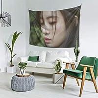 自然風景 T-Ara Hahm Eun Jung 多機能 タペストリー インテリア 壁掛け おしゃれ 室内装飾タペストリー カバー カーテン ウォールアート 布ポスター カーテン カスタマイズ可能