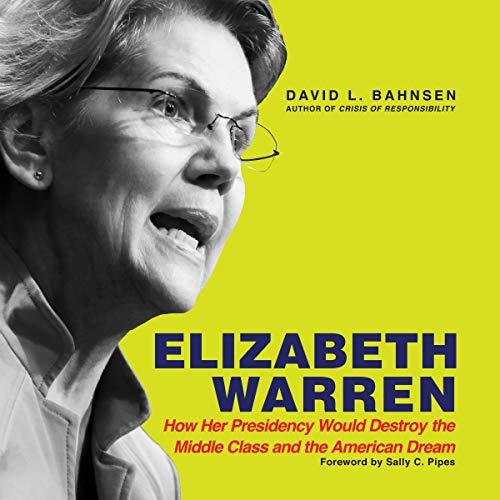 Page de couverture de Elizabeth Warren