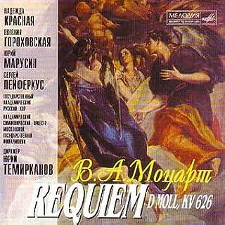 Requiem d-moll, KV 626 - W.A.Mozart