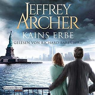 Kains Erbe     Kain und Abel 3              Autor:                                                                                                                                 Jeffrey Archer                               Sprecher:                                                                                                                                 Richard Barenberg                      Spieldauer: 8 Std. und 58 Min.     505 Bewertungen     Gesamt 4,3