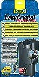 Tetra EasyCrystal FilterBox 600 - Filtro interior de acuario con compartimento para el calentador, procura agua cristalina y saludable, adecuado para acuarios de 50 a 150 litros