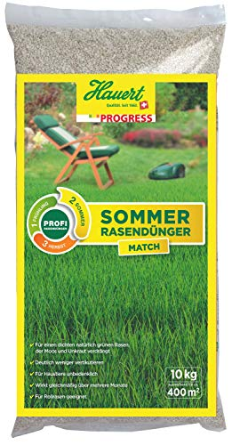 Hauert Cornufera Rasendünger Sommergrün 10 kg - 800910
