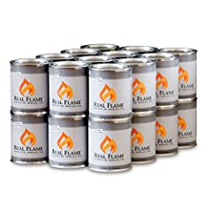 Made from gelled isopropyl alcohol Perfect for indoor and outdoor use 24 - 13 oz cans per case This item is not for sale in Catalina Island This item is prohibited in the State of California