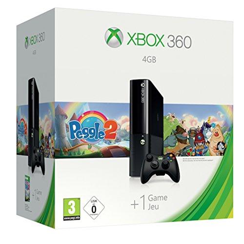 Xbox 360 4 GB Console with Peggle 2 [Importación Inglesa]