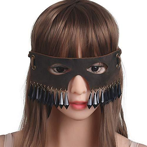 3pcs / set misterioso suave máscara de ojos cómodo con correa ajustable romántica adulta de piel for las mujeres con los ojos vendados adecuado for las parejas Viajes