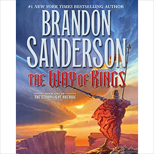 The Way of Kings Audiobook By Brandon Sanderson cover art