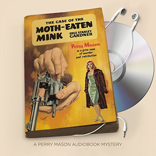The Case of the Moth-Eaten Mink cover art