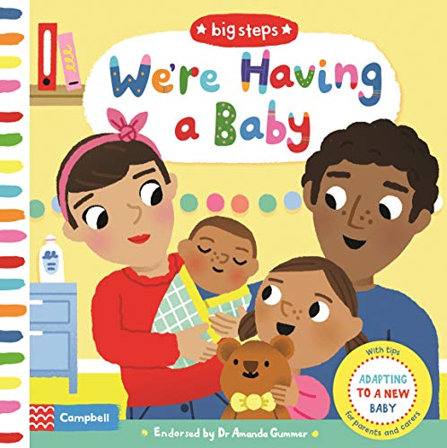 We're Having a Baby: Adapting To A New Baby (Big Steps)