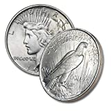 1922-1925 Peace Silver Dollar $1 Brilliant uncirculated