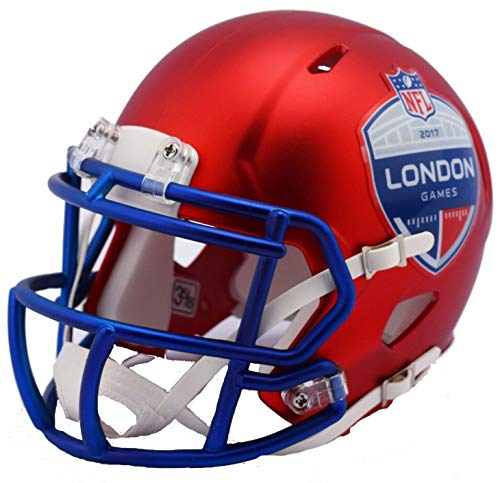 Riddell NFL London Games 2017 Speed Mini Helm