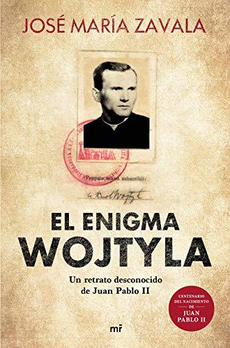 Book's Cover of El enigma Wojtyla: Un retrato desconocido de Juan Pablo II Versión Kindle