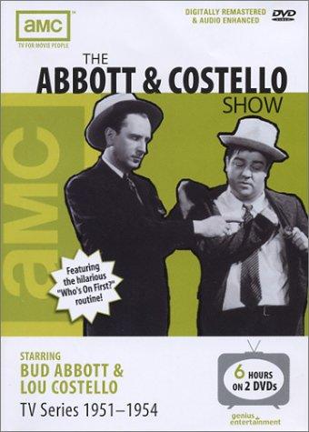 Price comparison product image AMC TV - The Abbott & Costello Show,  1951-1954