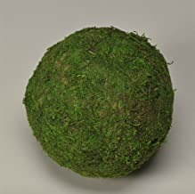 BD Crafts Real Natural Moss Made Products (Moss Ball 8'')