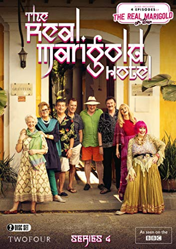 Real Marigold Hotel: Series 4 [DVD] [Reino Unido]