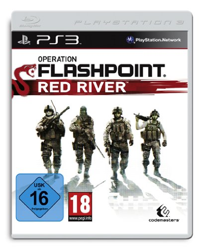 Operation Flashpoint: Red River [Importación alemana]