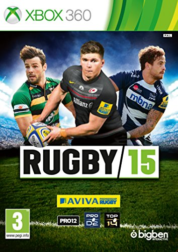 Rugby 15 (Xbox 360)