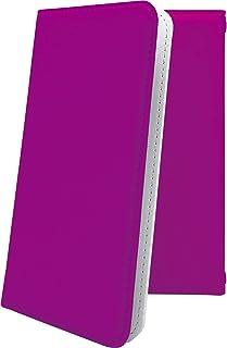 GRANBEAT DP-CMX1(B) ケース 手帳型 紫 無地 グランビート オンキョー オンキョウ 手帳型ケース パープル dpcmx1 dp-cmx1 cmx1 紫色