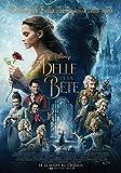 Affiche Cinéma Originale Grand Format - La Belle Et La Bête (format 120 x 160 cm pliée) Année 2017