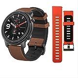 Globale Version 47mm Smart Watch 5atm wasserdichte Smartwatch 24 Tage Batterie GPS Musiksteuerung Für Android Ios China Sülze