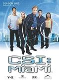 CSI: Miami - Season 1.2 (3 DVDs) - David Caruso