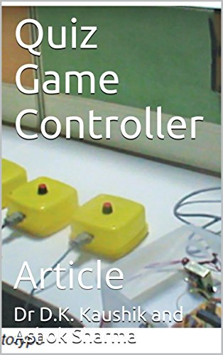 Quiz Game Controller: Article (English Edition)