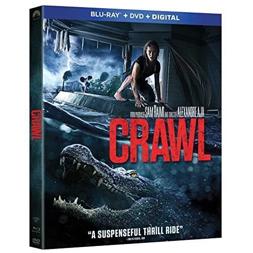 Crawl (2 Blu-Ray) [Edizione: Stati Uniti] [Italia] [Blu-ray]