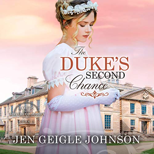 The Duke's Second Chance cover art