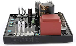 Automatic Voltage Regulator, Voltage 95-480VAC R438 AVR Automatic Voltage Regulator for Leroy Somer Generator