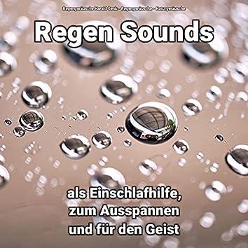 Regen Sounds als Einschlafhilfe, zum Ausspannen und für den Geist