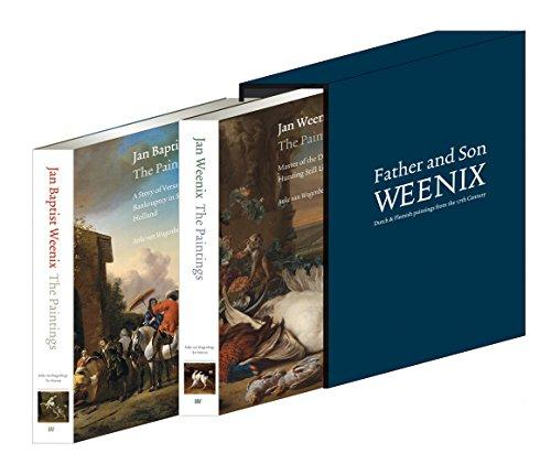Download Jan Baptist Weenix & Jan Weenix: The Paintings 9462621594