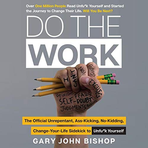 Do the Work audiobook cover art