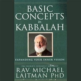 Basic Concepts in Kabbalah cover art