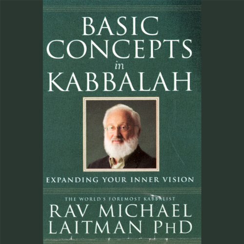 Basic Concepts in Kabbalah audiobook cover art