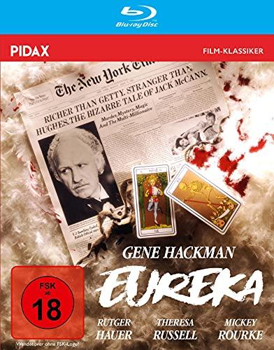 Eureka / Nicolas Roegs virtuoser Thriller mit absoluter Starbesetzung (Pidax Film-Klassiker) [Blu-ray]