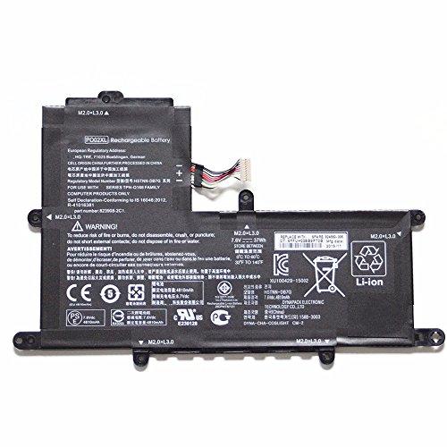 PO02XL 823908-1C1 Laptop Battery for HP Stream 11-R 11-R014WM 824560-005(7.6V 37Wh) -  Hubei