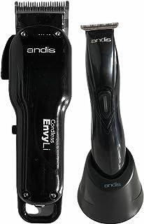Andis Professional Cordless Fade Combo Envy Li Clipper