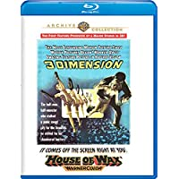 House of Wax (3D Blu-ray)