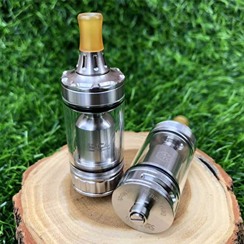 Coppervape 316ss Penodat 22MM MTL RTA Wiederaufbaubarer Tankzerstäuber 4ml Kapazität für Vape Mod Box elektronische Zigarettenzerstäuber (Spica Pro 22MM MTL)