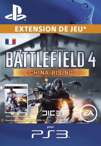 Battlefield 4 China rising [Code Jeu PSN PS3 - Compte français]