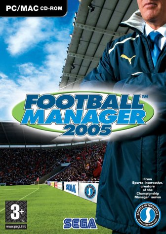 Football Manager 2005 (Mac/PC) [UK Import]