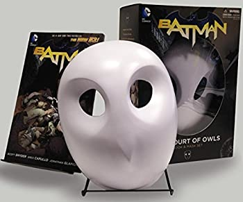 court of owls mask