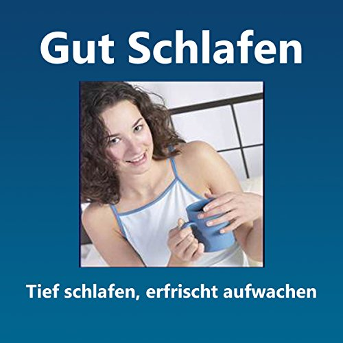 Gut schlafen audiobook cover art
