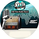 The Falcon OTR Old Time Radio Show MP3 On CD 34 Episodes
