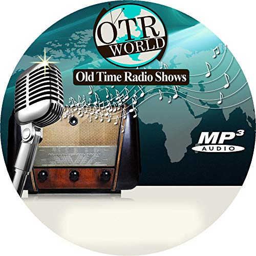 The Unexpected Old Time Radio Shows OTR MP3 On CD 26 Episodes [Audio CD]
